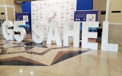 """ENERGIVO au Sommet des Chefs d'Etat du G5 Sahel """"DESERT TO POWER"""""""