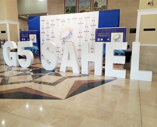 ENERGIVO au Sommet des Chefs d'Etat du G5 Sahel «DESERT TO POWER»